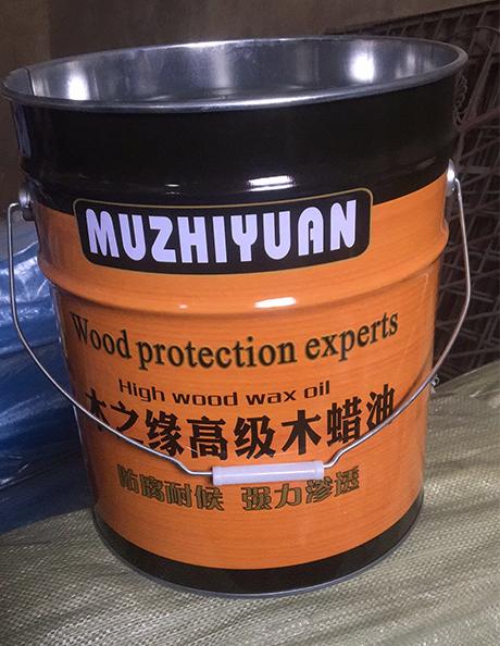 木蜡油铁桶
